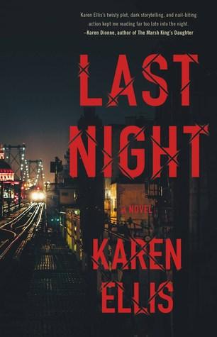 Last Night (The Searchers, #2)