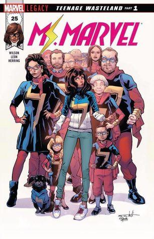 Ms. Marvel, Vol. 9
