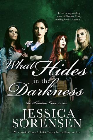 What Hides In The Darkness (Shadow Cove, #3)