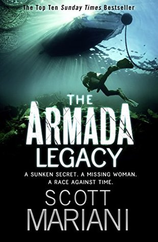The Armada Legacy (Ben Hope, #8)