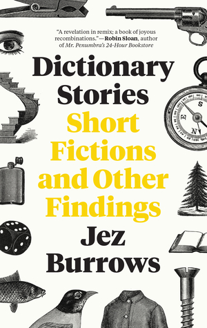 Image result for Dictionary Stories: Short Fictions & Other Findings by Jez Burrows