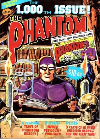 The Phantom #972: 1000th Issue!