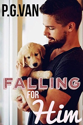 Book Cover of Falling for Him by PG Van