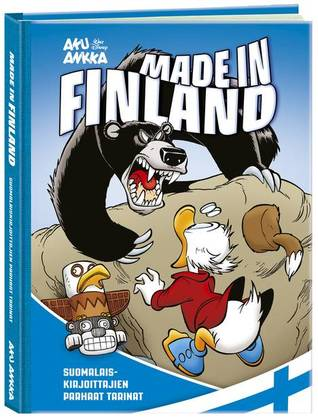 Aku Ankka: Made in Finland