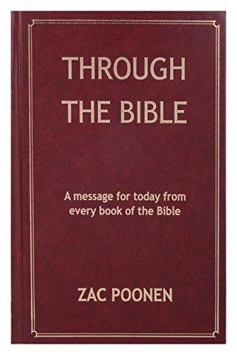 Through The Bible (English) - Zac Poonen