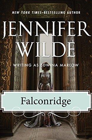 Falconridge book cover
