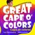 Great Cape o' Colors - Capa de colores by Karl Beckstrand