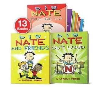 Big Nate Graphic Novel Collection