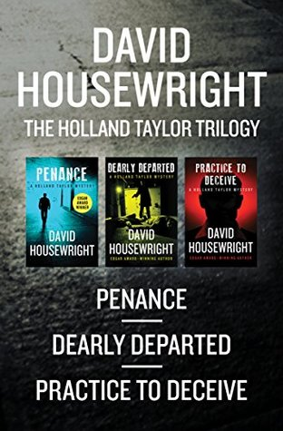 The Holland Taylor Mysteries Penance Dearly Departed Practice To