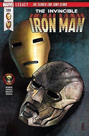 Invincible Iron Man (2016-) #598