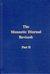 The Monastic Diurnal Revised: Part II