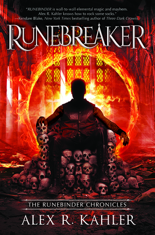 Runebreaker (The Runebinder Chronicles, #2)