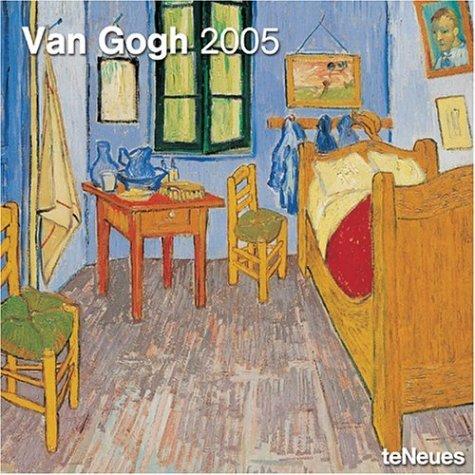 Vincent Van Gogh Wall Calendar 2005