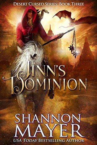 Jinn's Dominion (Desert Cursed Series, #3)