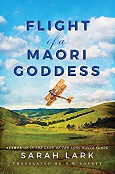 Flight of a Maori Goddess (The Sea of Freedom Trilogy #3)