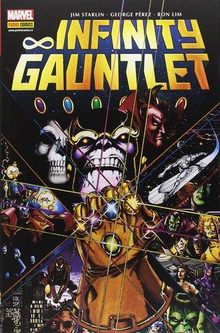 Infinity Gauntlet Omnibus (Infinity War, #2)