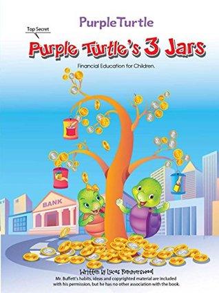 Purple Turtle's 3 Jars