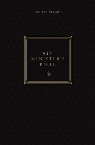 KJV, Minister's Bible, Ebook by Thomas Nelson