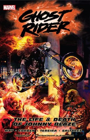 Ghost Rider, Vol. 2: The Life & Death of Johnny Blaze