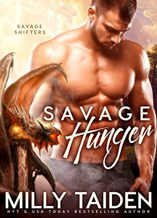 Savage Hunger (Savage Shifters #3)