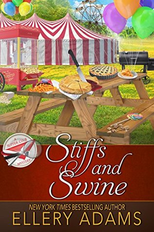 Stiffs and Swine (Supper Club Mysteries Book 4)
