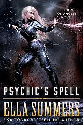 Psychic's Spell (Legion of Angels #6)