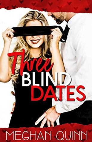Three Blind Dates (Dating by Numbers, #1)