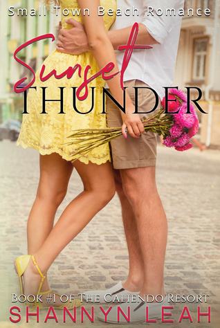 Sunset Thunder (The Caliendo Resort #1)