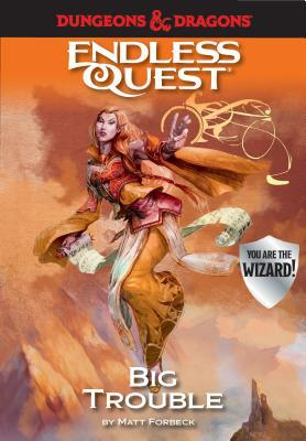 Dungeons & Dragons: Big Trouble: An Endless Quest Book