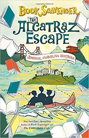 Preorder The Alcatraz Escape by Jennifer Chambliss Bertman