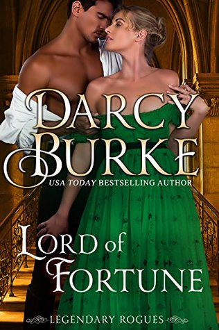 Lord of Fortune (Legendary Rogues, #3)
