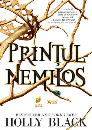Prințul nemilos by Holly Black