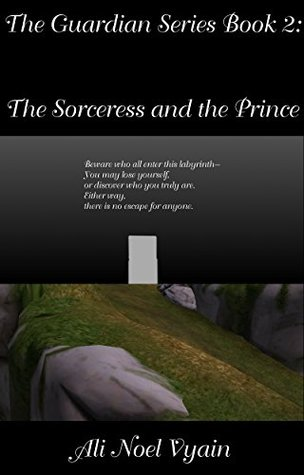 The Sorceress and the Prince (The Guardian Series Book 2)