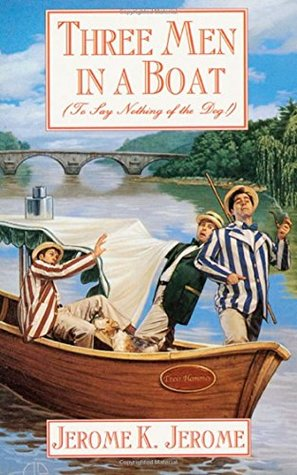Three Men in a Boat - Full Version Content - [Whitman Classics] - (ANNOTATED)