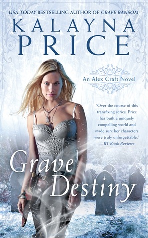 Book Review: Grave Destiny by  Kalayna Price