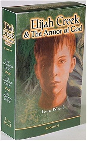 Elijah Creek and the Armor of God Gift Set Books
