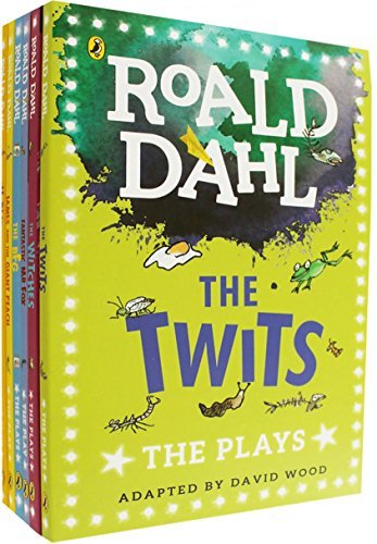 Roald Dahl: Plays for Children 6 Books Collection Set