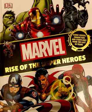 Marvel: Rise of the Super Heroes