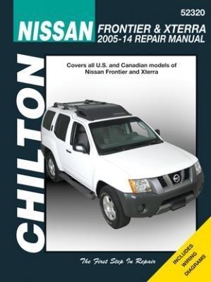 Nissan Frontier & Xterra Chilton Automotive Repair Manual 2005-14