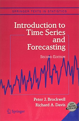 Introduction to Time Series and Forecasting (With CD)
