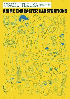 Osamu Tezuka: Anime Character Illustrations