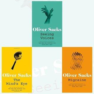 Oliver Sacks Collection 3 Books Bundle