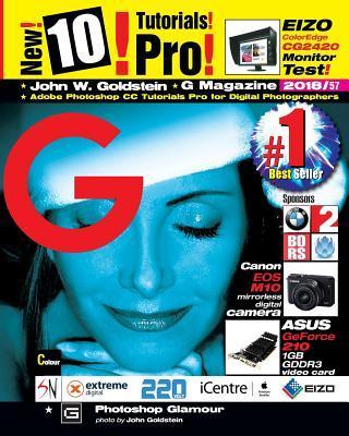 G Magazine 2018/57: Adobe Photoshop CC Tutorials Pro for Digital Photographers