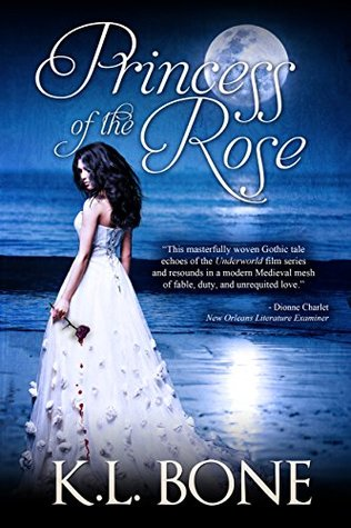 Princess of the Rose (Black Rose #6)