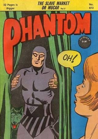 The Phantom #872: The Slave Market of Mucar, Part 2