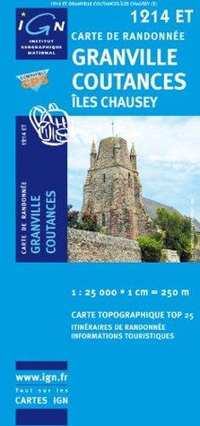 Granville.Coutances / Iles Chausey gps