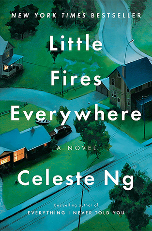 Image result for little fires everywhere by celeste ng