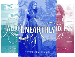 Unearthly (3 Book Series)
