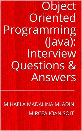 Object Oriented Programming (Java): Interview Questions & Answers