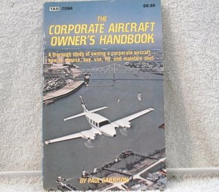 Corporate Aircraft Owner's Handbook